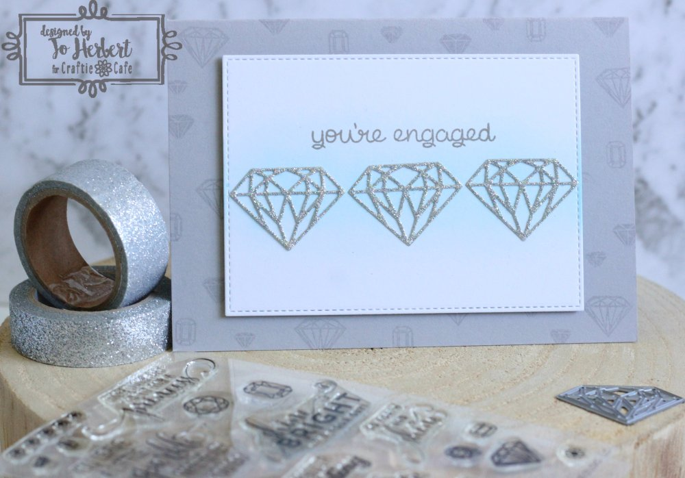 Jo Herbert - 270617 - Enganement Card - Picture 1