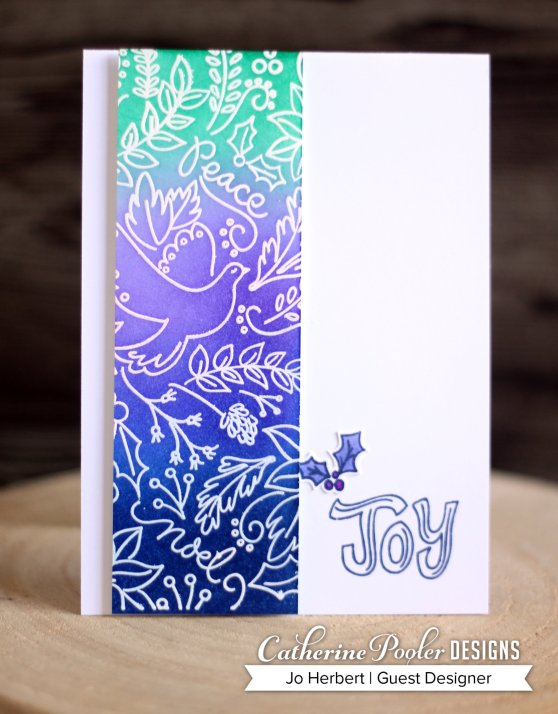Blog Hop Card 1 - Jo Herbert