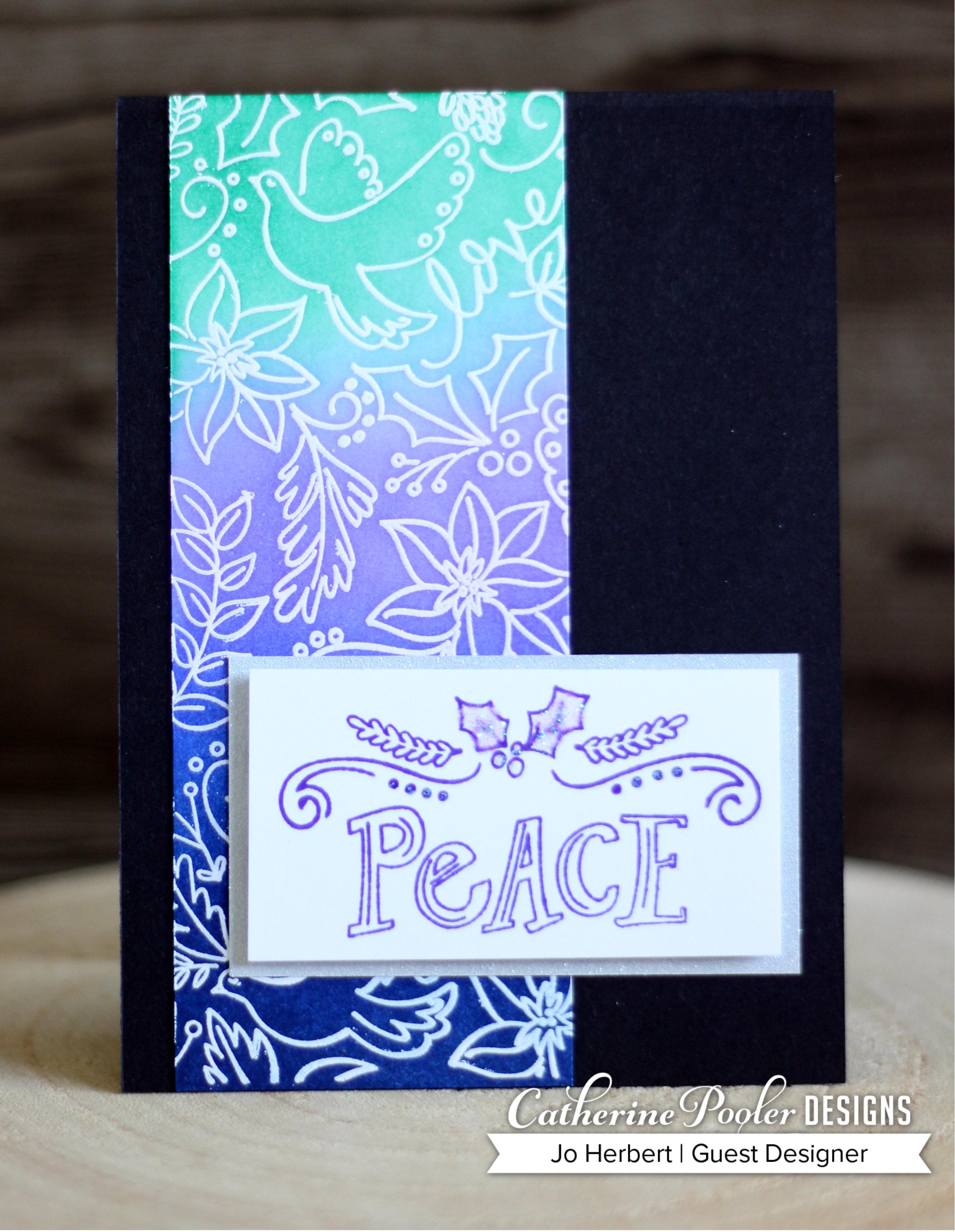 Blog Hop Card 2 - Jo Herbert