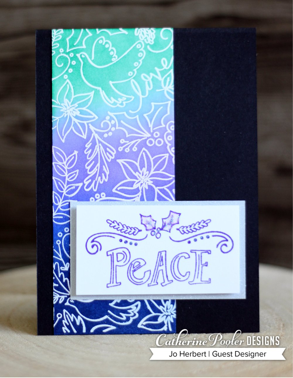 Blog Hop Card 2 - Jo Herbert